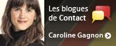 Le blogue de Caroline Gagnon