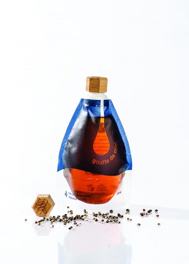 Deuxième prix, Goutte de miel