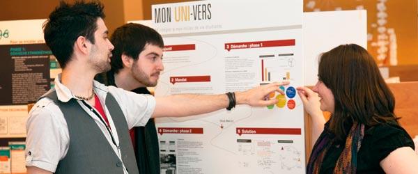 Maîtrise en design d'interaction