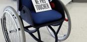 Les déplacements en fauteuil roulant manuel - Amélie Mathieu, Laurie Méthot et Annabel Monette